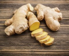 Consume Ginger Each Day For 1 Month